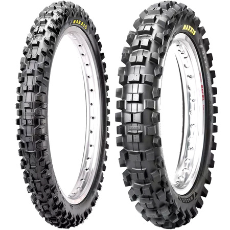 M-7312 Maxxcross SI 90/100 -14 49M TT Rear  2020