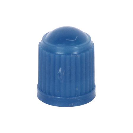 Колпачок для вентиля пластиковый синий 08-1002-VHCAPS BL