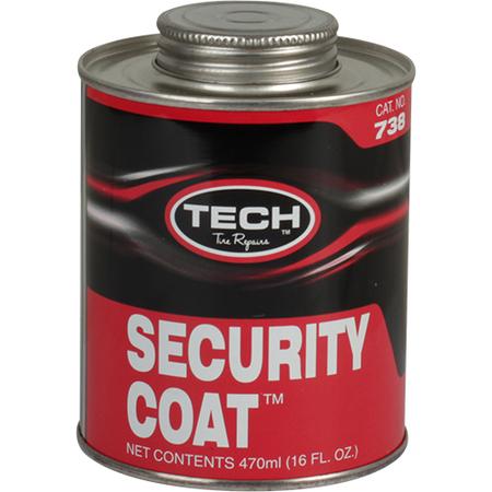 Герметик бескамерного слоя SECURITY COAT 470 мл арт.738 TECH
