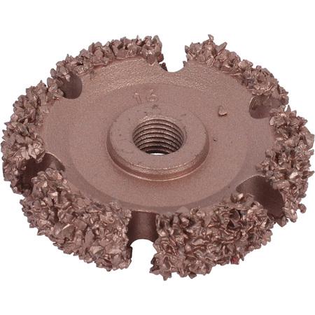 S2002 Абразив-круг с резьбой TECH Ø=50 мм В=13 мм зерно 16
