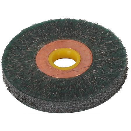 S890 Щётка металлическая в п/у оболочке для удаления резины вокруг стального корда TECH Ø=50 мм