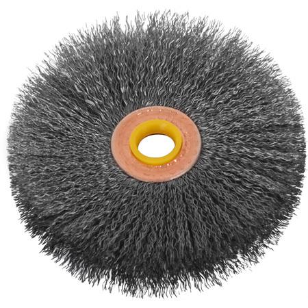S892 Щетка текстурная для удаления пригоревшей резины TECH Ø=75 мм