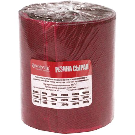 Резина сырая ROSSVIK РС-1000 150х1,3 мм