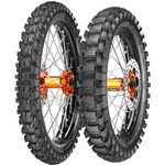 Metzeler MC360 MID HARD 100/100 -18 59M TT Rear  2020