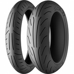 MICHELIN Power Pure SC 130/70 -12 62P TL Задняя (Rear) REINF 2018